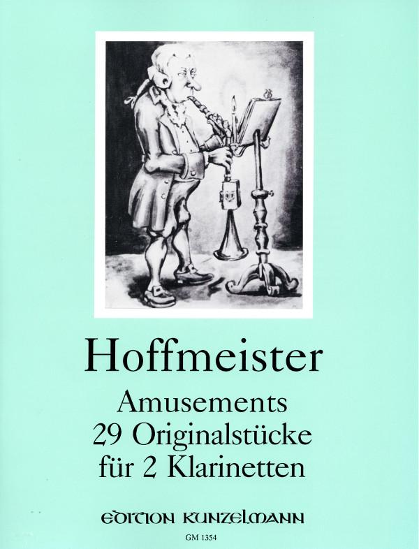 Franz Anton Hoffmeister - Konzert Für Klavier Und Orchester Konzert Für Flöte Und Orchester