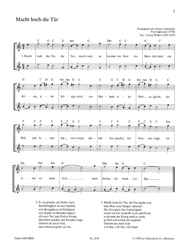 Weinzierl/Wächter (Arr) - Weihnachtslieder aus aller Welt für 2 ...